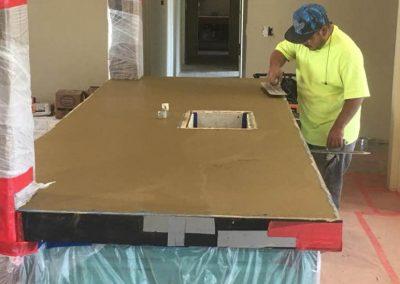 Concrete Counters 16