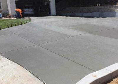 Concrete Driveway 07