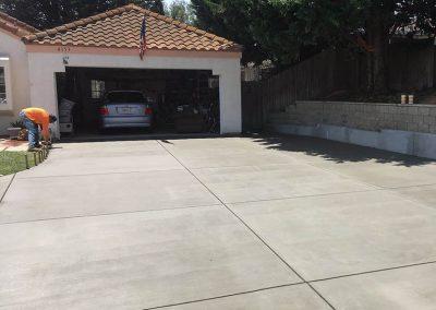 Concrete Driveway 09