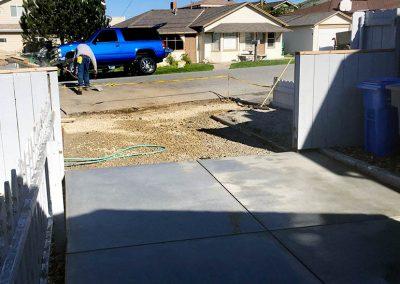 Concrete Driveway 11