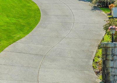 Concrete Driveway 13