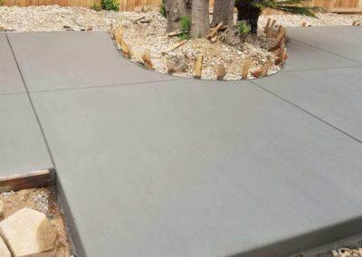 Concrete Patio 01
