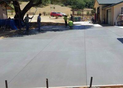 Concrete Patio 10