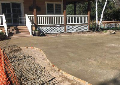 Concrete Patio 20