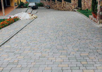 Concrete Paver Drive