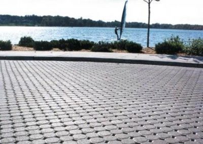 Concrete Paver Roads