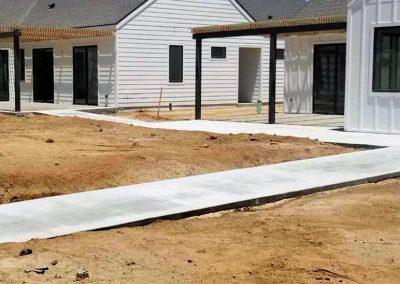 Concrete Sidewalk 01