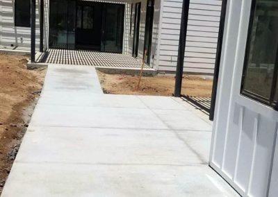 Concrete Sidewalk 02
