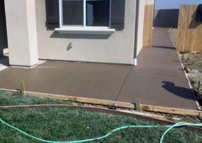 Concrete Sidewalk 04