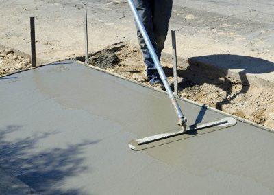 Concrete Sidewalk 05