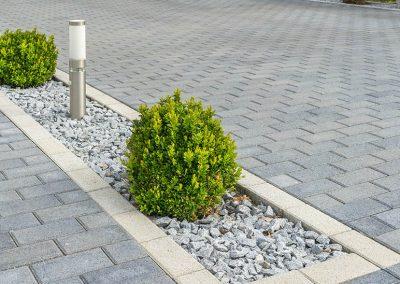 Driveway Concrete Pavers Photo
