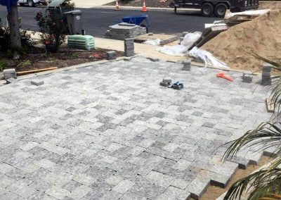 Residential Paver Contractor